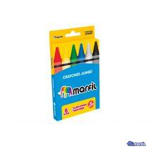 Crayones Jumbo x 6