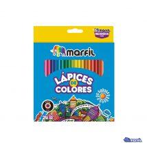 Colores redondos x 24 unidades