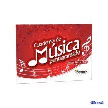 Cuadernillo de música